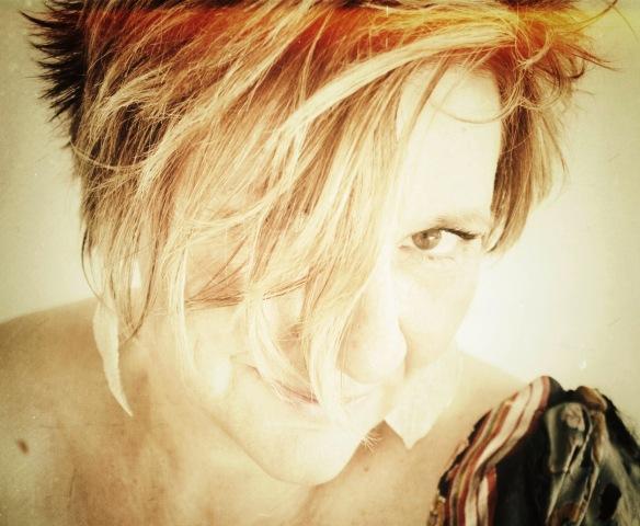 Vanity: my favourite selfie. Image: Su Leslie, 2015