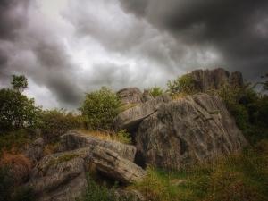 Limestone formations, Waro Reserve, Hikurangi, Northland, NZ. Image: Su Leslie, 2016