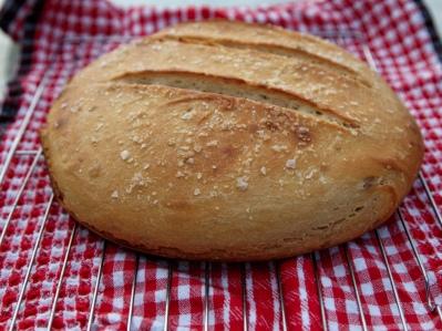 Rewena paraoa; or Maori bread.