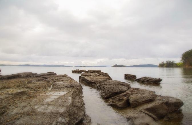 Beach, Scandrett Regional Park, Mahurangi, NZ. Image: Su Leslie 2019