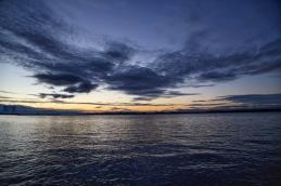 Sunset, Kulim Park, Tauranga, NZ. Image: Su Leslie 2019